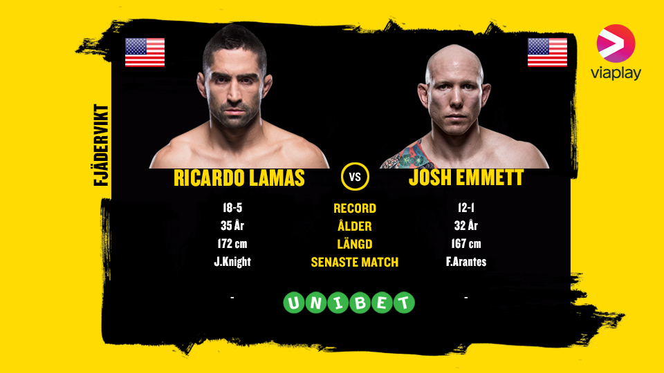 Lamas vs Emmett