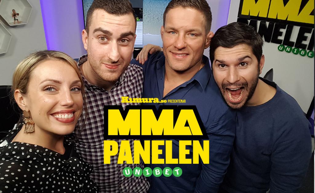 MMA-Panelen mall säsongsavslutning