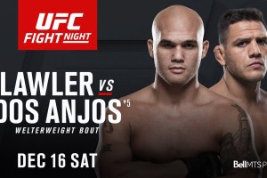 UFC on Fox Lawler vs. Dos Anjos