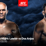 UFC on Fox: Lawler vs. dos Anjos - Matchkort, Tv-Tider, Odds, Statistik, Diskussion