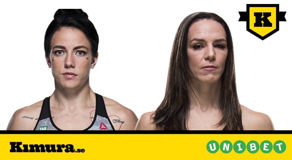 Jessica-rose Clark vs. Alexis Davis