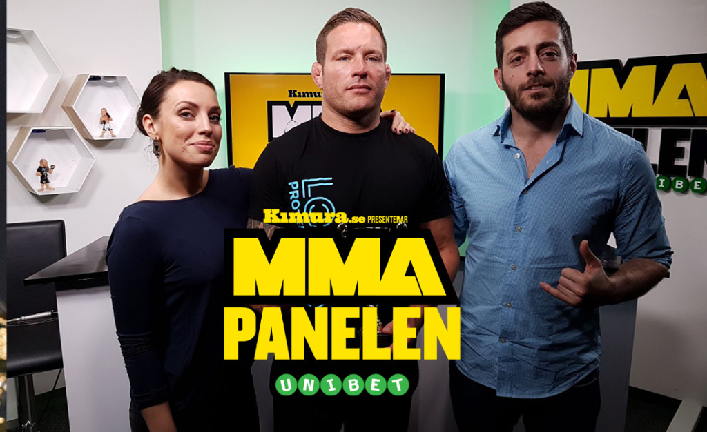 MMA-Panelen machida anders