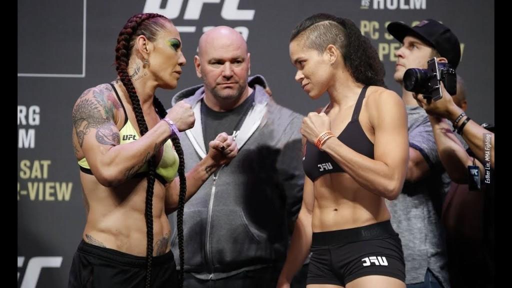Amand Nunes Cris Cyborg rematch