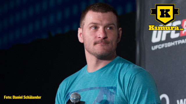 Stipe Miocic returmatch