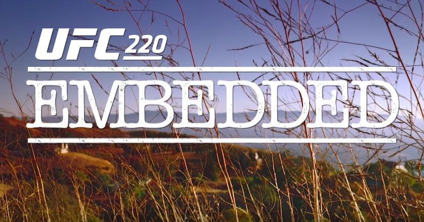 UFC 220 Embedded _ Avsnitt 2