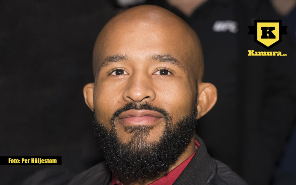 Demetrious Johnson nöjd