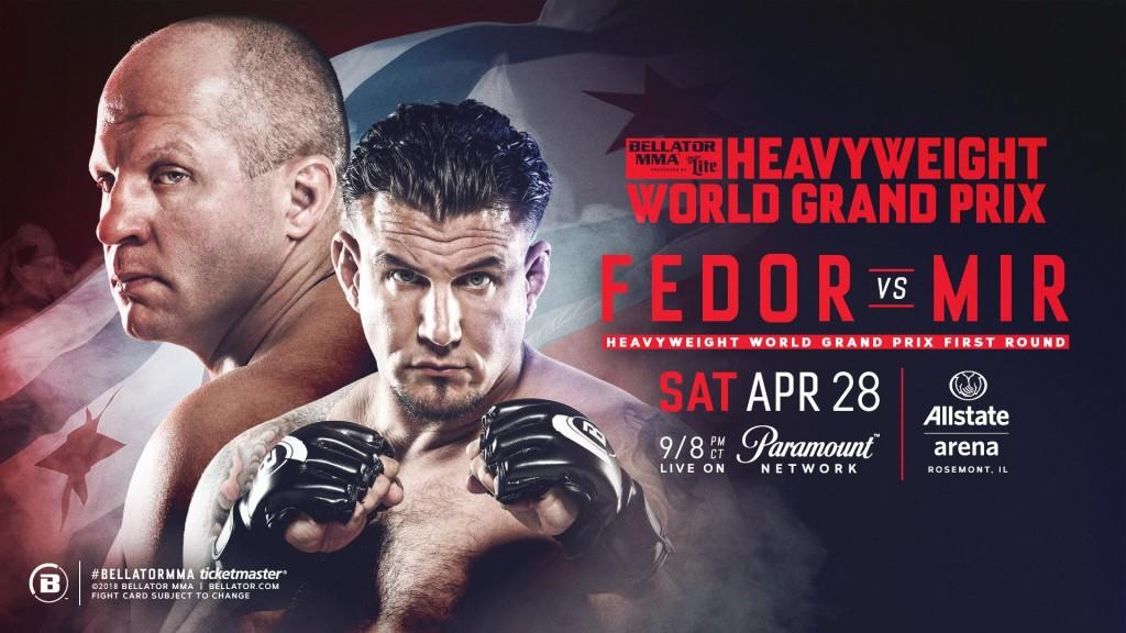 Fedor gar match i juni