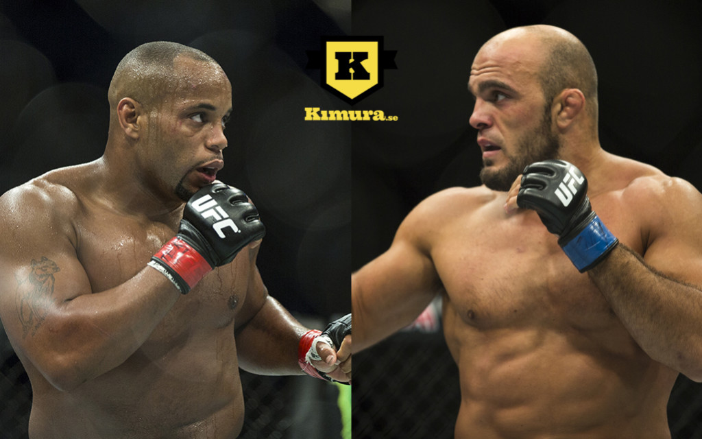 Ilir Latifi vs Daniel Cormier i UFC bur