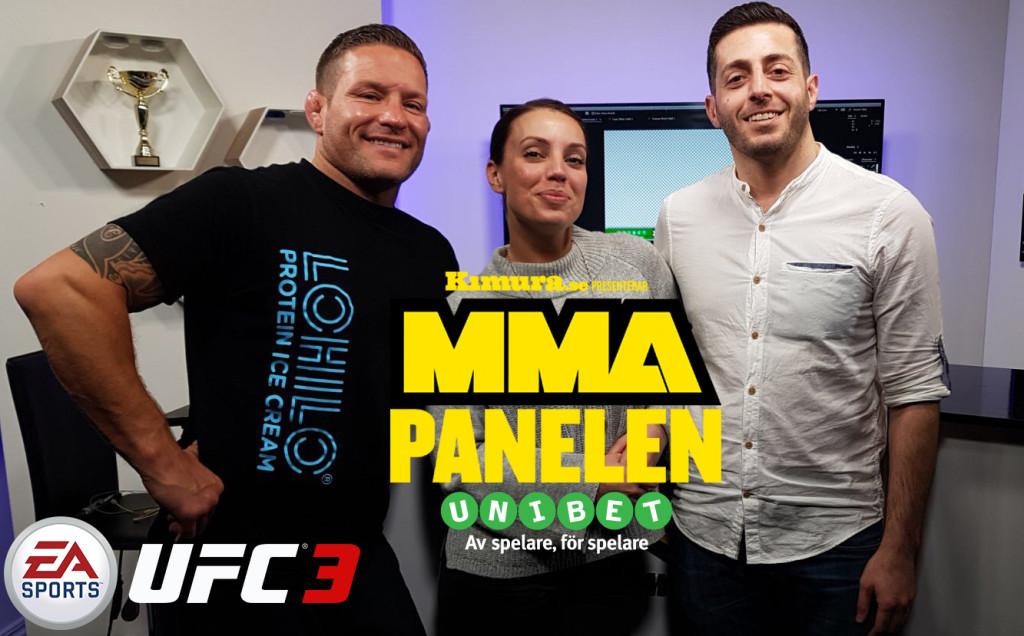 MMA Panelen UFC 221