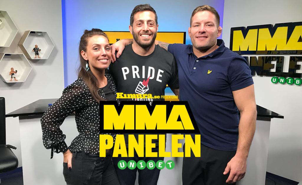 MMA-Panelen UFC 222