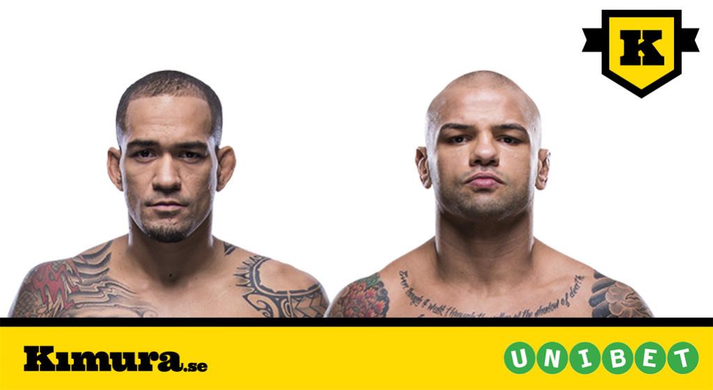 Yancy Medeiros vs Thiago Alves