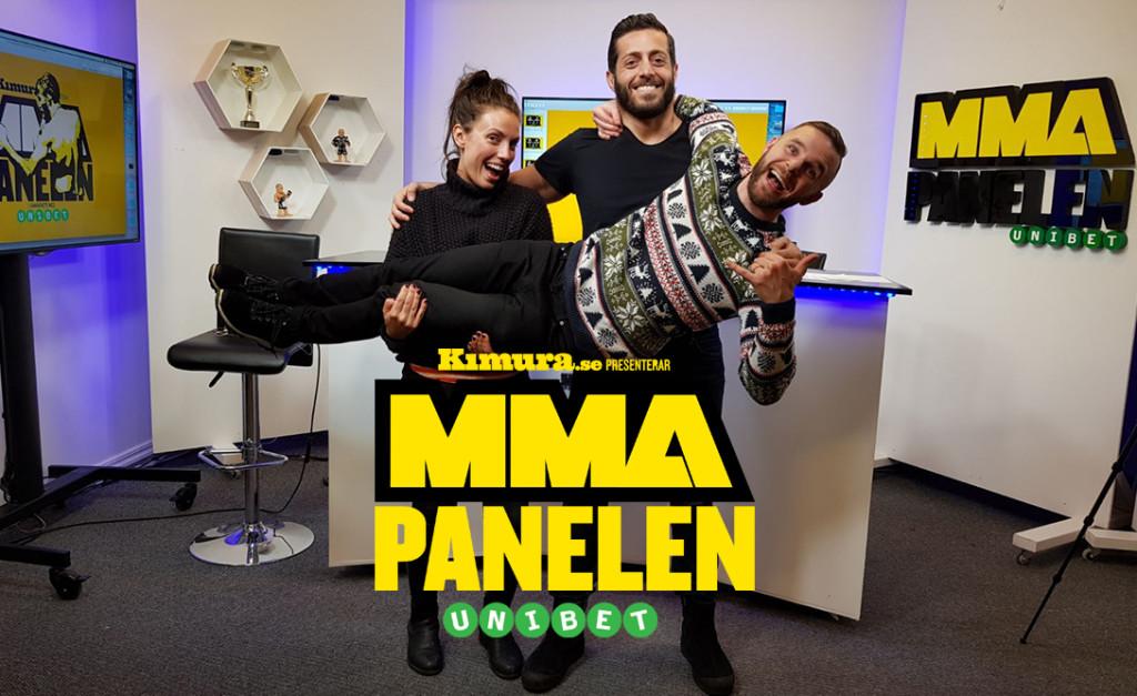MMA-Panelen UFN London