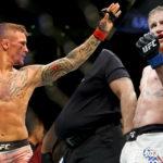 Dustin Poirier vs Justin Gaethje UFC