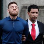 Conor McGregor rättegång