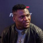 MMA-panelen Francis Ngannou möter Derrick Lewis