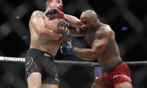 UFC 225 Robert Whittaker Yoel Romero