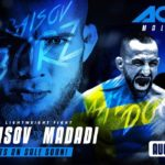 Reza Maddog Madadi ACB 92 poster med Raisov