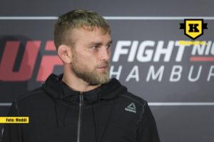Alexander Gustafsson besviken