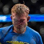 Alexander The Mauler Gustafsson i UFC bur besviken