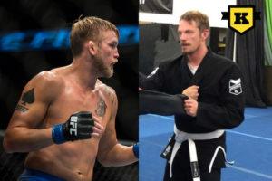 Alexander The Mauler Gustafsson Joel Kinnaman MMA