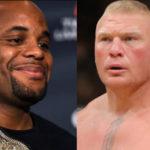 Dana White bekräftar Brock Lesnar Vs Daniel Cormier