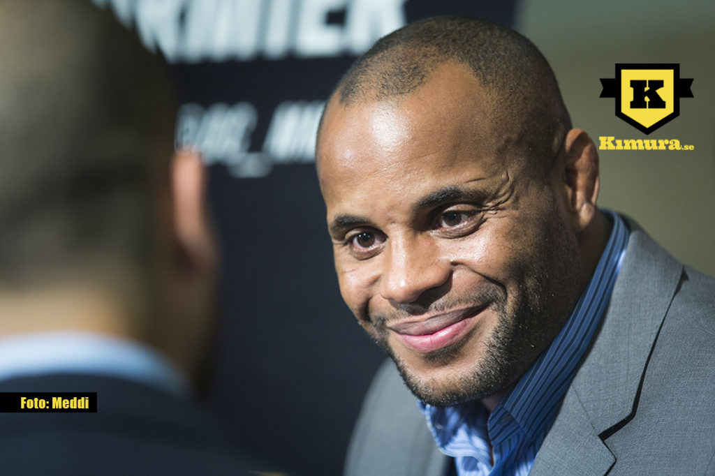 Daniel Cormier UFC Glad