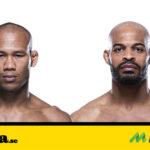 UFC 230 - David Branch vill möta Ronaldo Jacare Souza