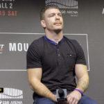 Paul Felder UFC Presskonferens