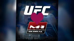 UFC hjärta M1