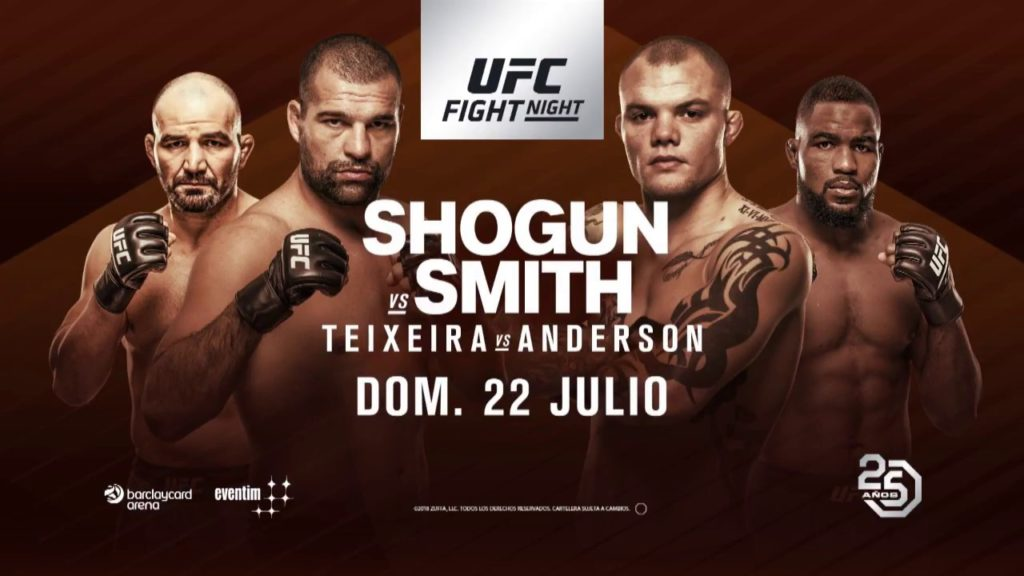 ufc fight night 134 - Hamburg