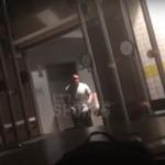 Ilir Latifi konfronterar Daniel Cormier i gymmet