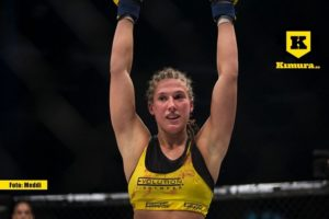Malin Hermansson cage warriors