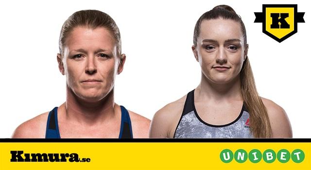 Tonya Evinger vs Aspen Ladd UFC 229