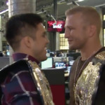 tj dillashaw vs henry cejudo face to face