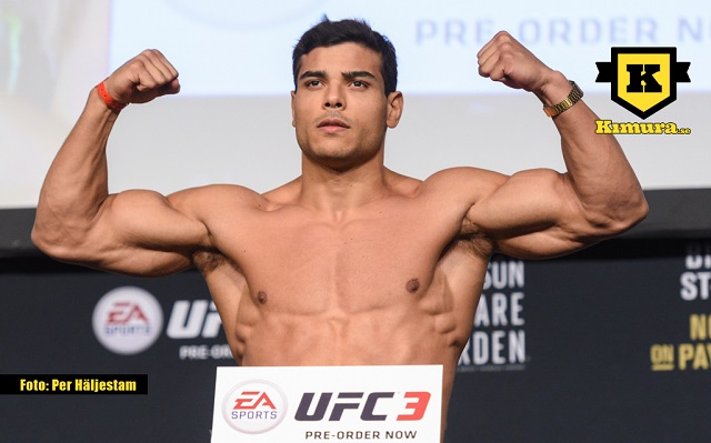 Paulo Costa invägning madison square garden