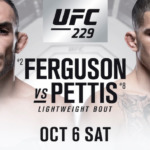 tony ferguson vs anthony pettis officiell