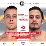Superior Challenge 18: Adam Westlund vs Jeanpier Basauri