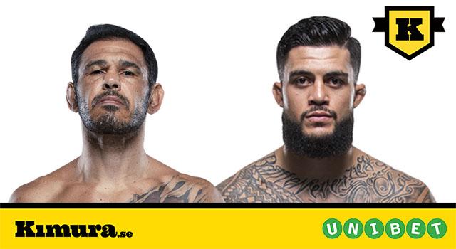 Kimura matchar Antonio Rogerio Nogueira mot Tyson Pedro