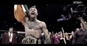Conor mcgregor dont come at the king