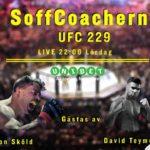UFC 229 simon sköld david teymur