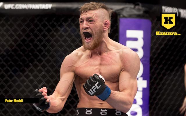 Conor McGregor segergest