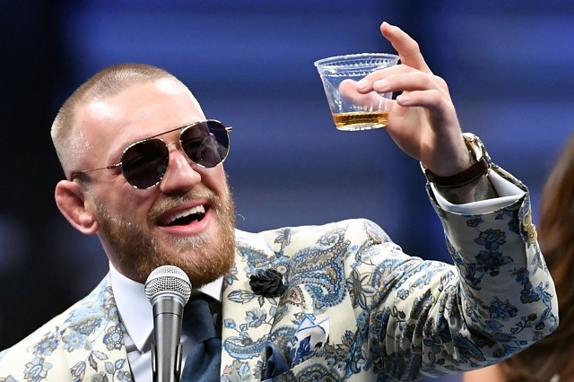 conor mcgregor no. twelve whisky