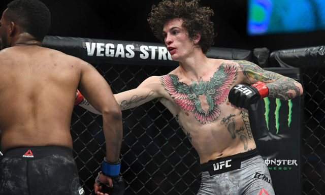 Sean O'Malley fightas