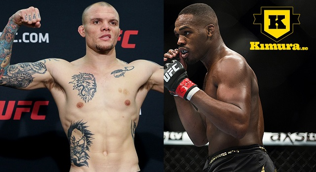 Anthony Smith och Jon Jones möts vid UFC 235
