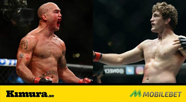 Ben Askren vs Robbie Lawler