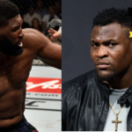 Curtis Blaydes och Francis Ngannou