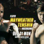 floyd mayweather kickboxning