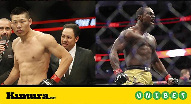 UFC Kina