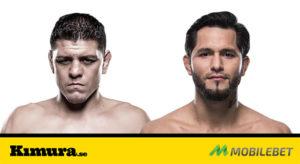 UFC 235 Nick Diaz vs Jorge Masvidal