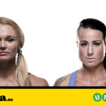 Andrea Lee vs Ashlee Evans-Smith UFC Pheonix
